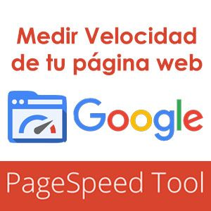 Medir velosidad de Página web