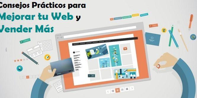 Consejos Prácticos para Mejorar tu Web y Vender Más