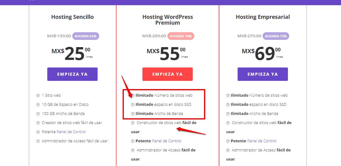 El mejor Proveedor-de-Hosting WordPress.