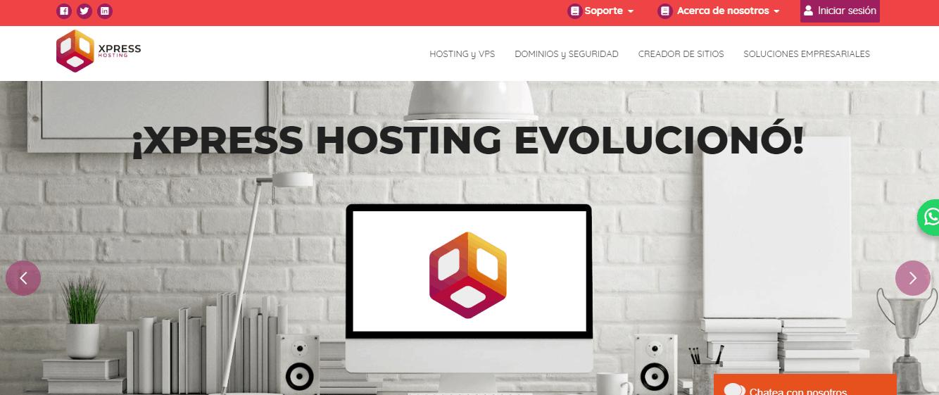 Mejor proveedor de web hosting en México