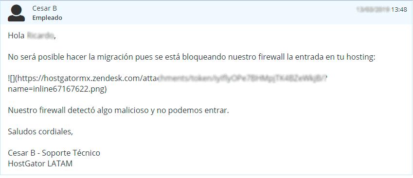 opiniones hostgator hosting