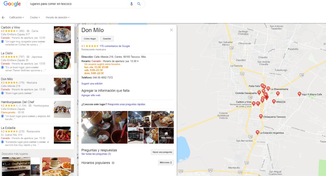 Cómo aparecer en Google Maps 2019. Guía Completa para Dominar 20