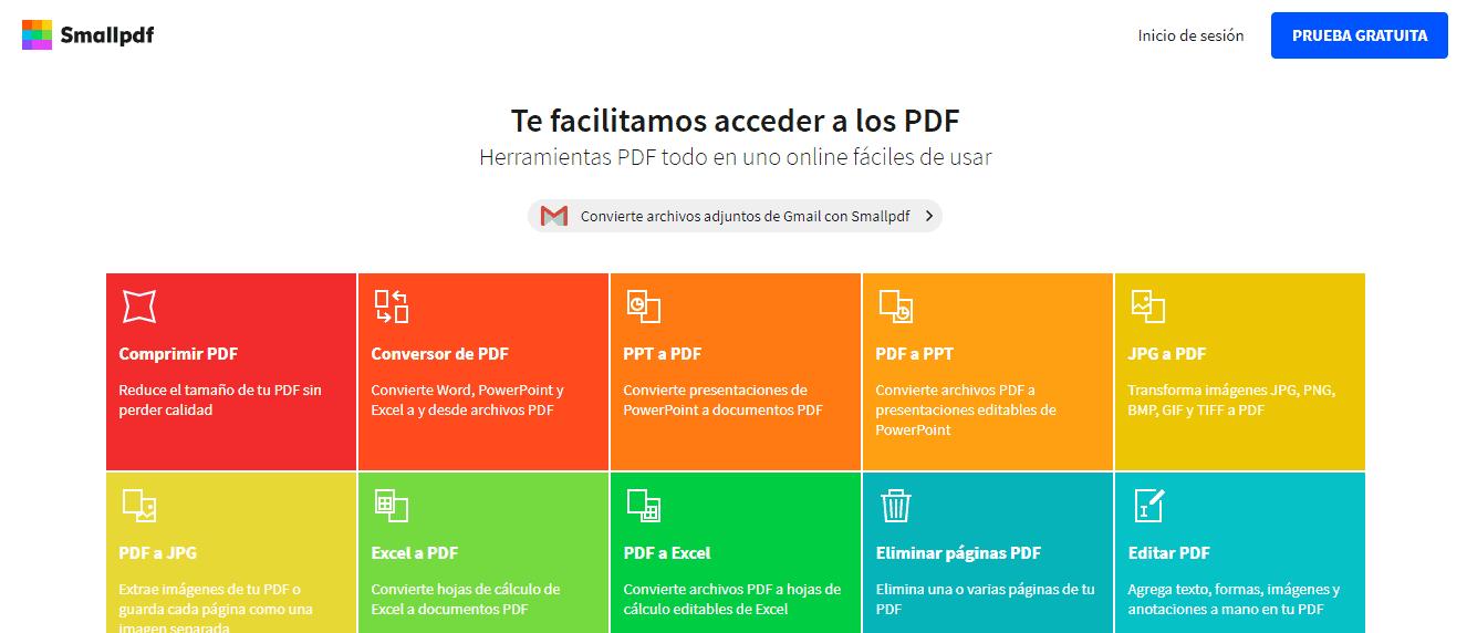 ejemplos de diseño de pagina web