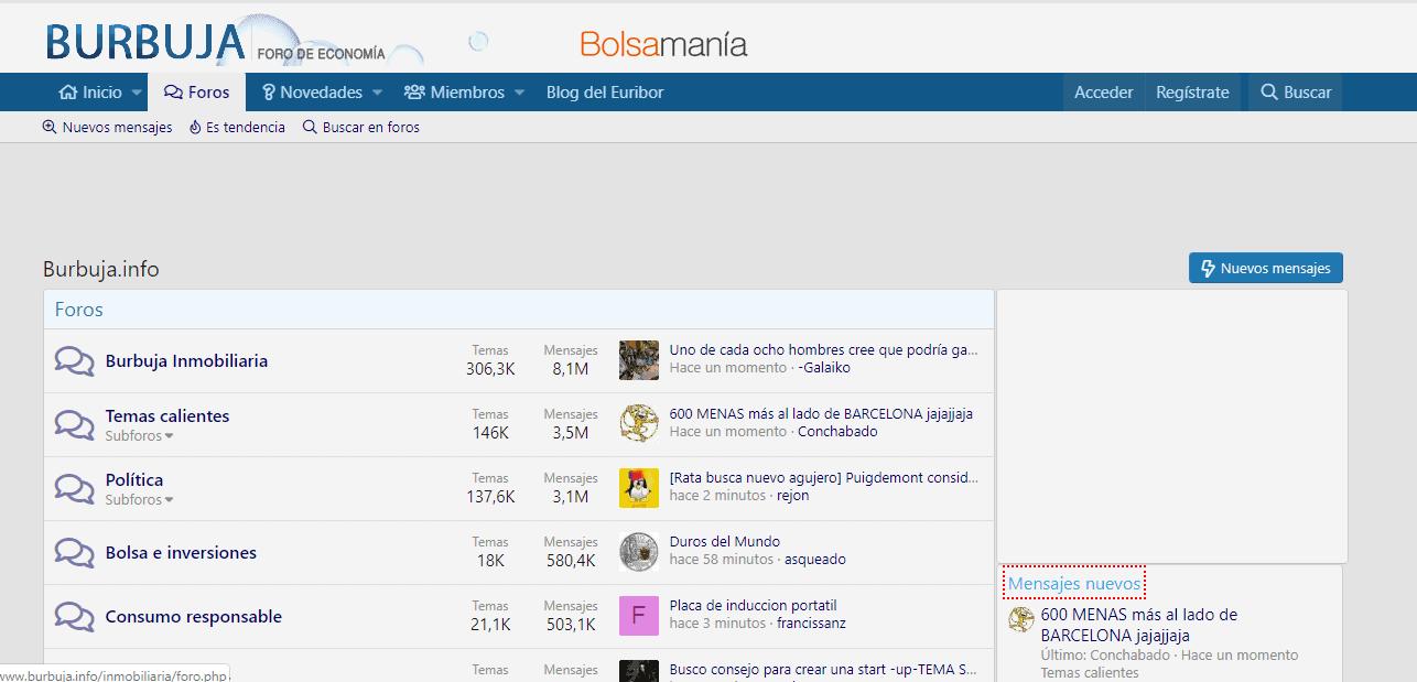 cuantos tipos de paginas web existen