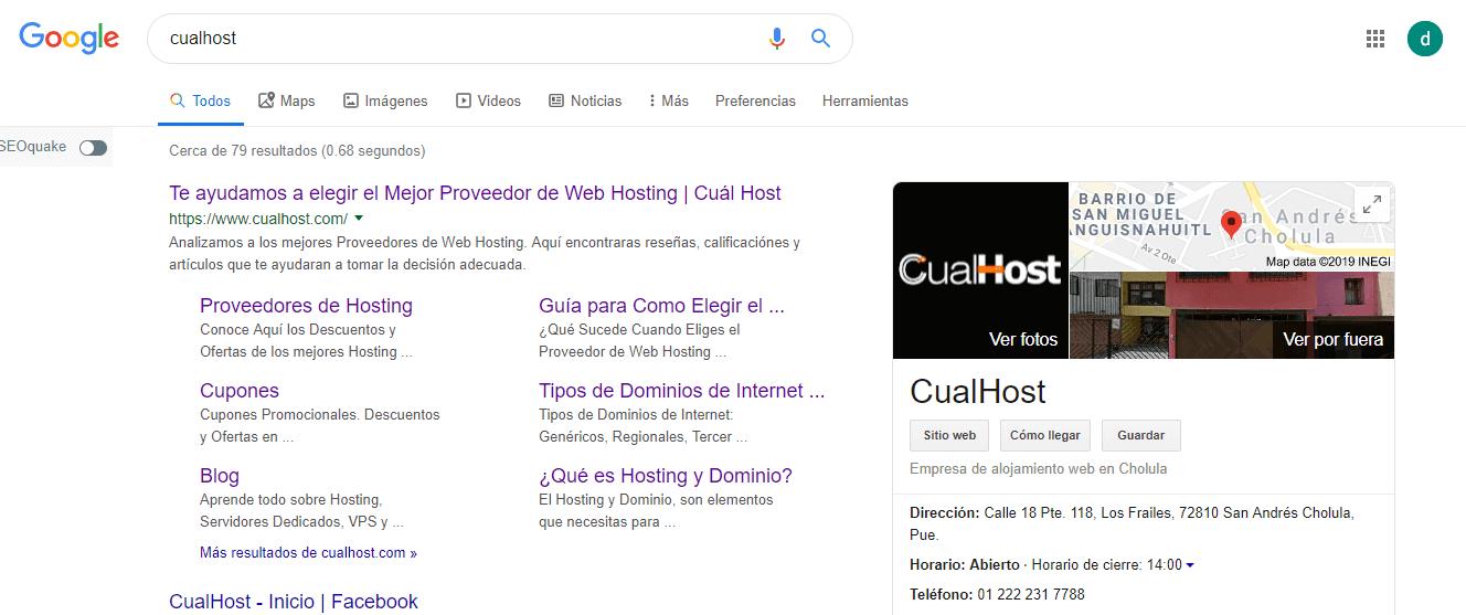 tipos de web